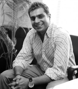 Karan Bhandari; Vice President of Digital Marketing for Weber Shandwick India