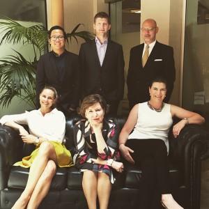 The team at Powell Tate Australia